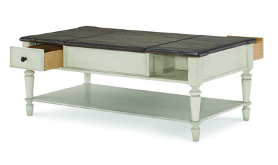 Brookhaven Lift-Top Cocktail Table (VN)-cocktail tables-Legacy Classic Furniture-Jennifer Furniture