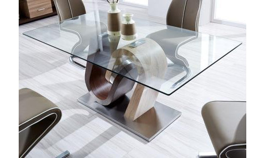 Tilde Dining Table-Jennifer Furniture
