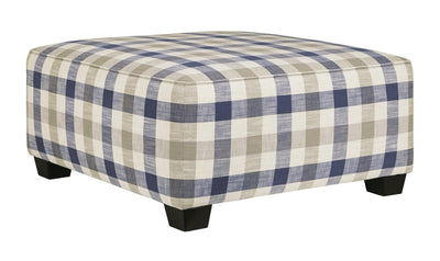 Meggett Ottoman-Ottomans-Ashley-Nautical-Jennifer Furniture