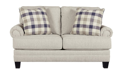 Meggett Loveseat-loveseats-Ashley-Nautical-Jennifer Furniture
