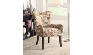 Eden ACCENT CHAIR-Jennifer Furniture