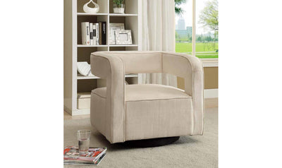 Aubree ACCENT CHAIR-Jennifer Furniture