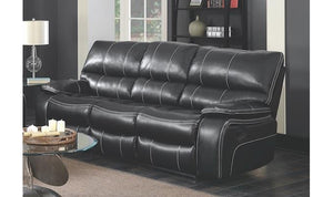 MOTION SOFA BLACK-Jennifer Furniture