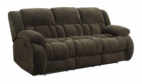 Bunker Manual Reclining Sofa