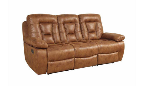 Clark Power Motion Sofa with Console