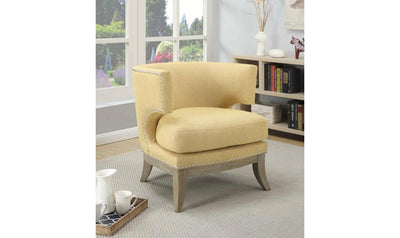 Kinsley ACCENT CHAIR-Jennifer Furniture