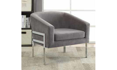 Isabelle ACCENT CHAIR-Jennifer Furniture