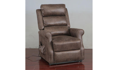 Jun Power Lift Recliner-Jennifer Furniture