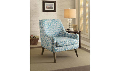Gianna ACCENT CHAIR-Jennifer Furniture