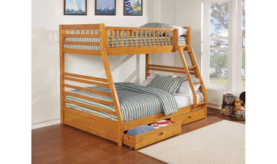 Jaylah BUNK BED-Jennifer Furniture