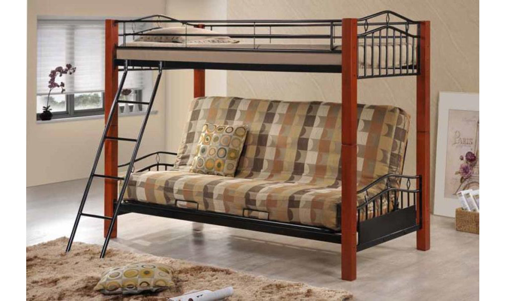 Fantastic Jolene Bunk Bed Gmtry Best Dining Table And Chair Ideas Images Gmtryco