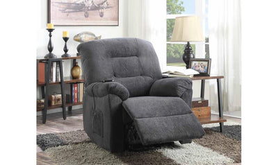 Ala Power Lift Recliner-Jennifer Furniture