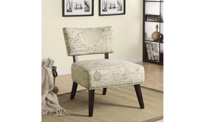 Alina ACCENT CHAIR-Jennifer Furniture
