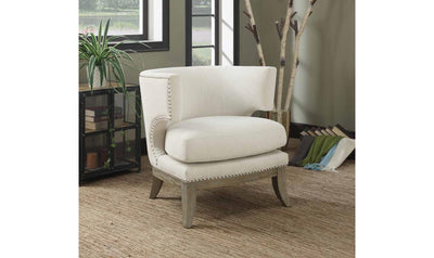 Cora ACCENT CHAIR-Jennifer Furniture