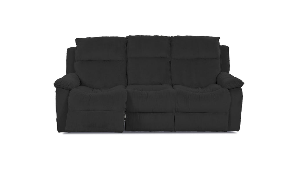 Bunker Manual Reclining Sofa-Jennifer Furniture