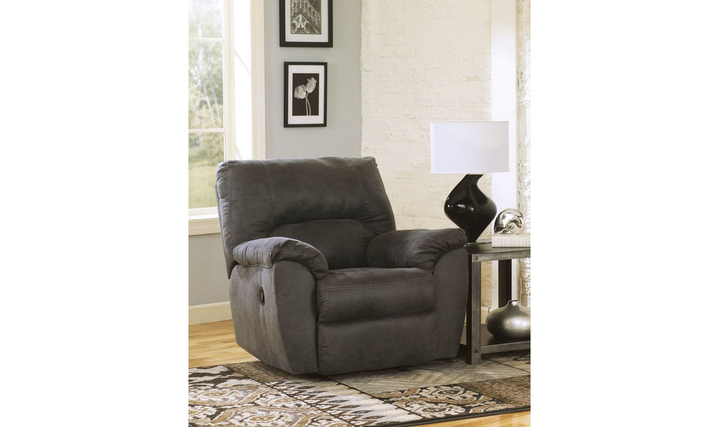 Tambo Rocker Recliner-Jennifer Furniture