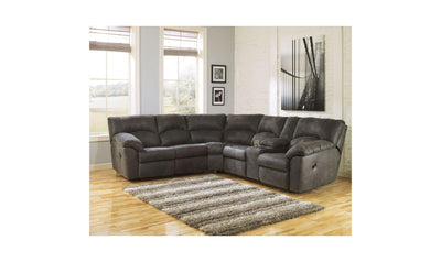 Tambo Sectional & Recliner Set-Jennifer Furniture