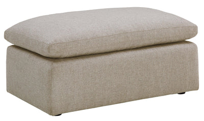 Mellie Ottoman-Jennifer Furniture