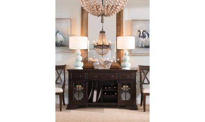 Thatcher Credenza-buffets-Legacy Classic Furniture-Jennifer Furniture