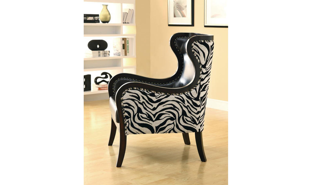 Kimberly ACCENT CHAIR