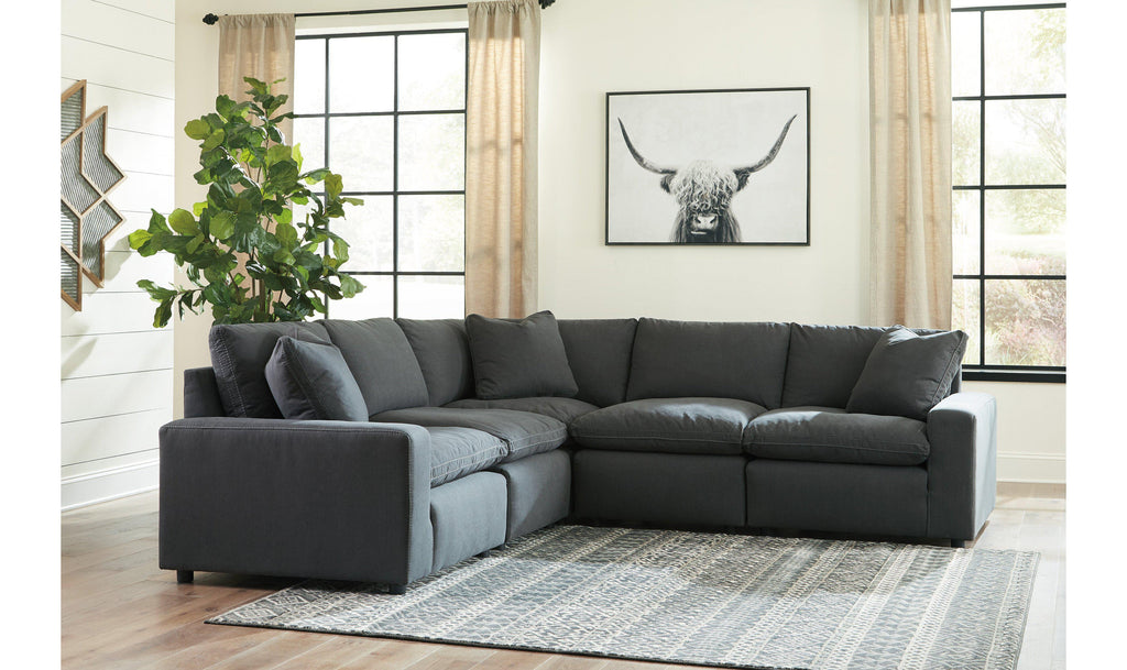 Savest 5pc Sectional