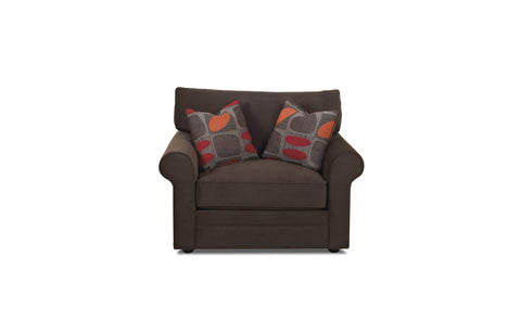 Marshall Avenue Power Reclining Loveseat with Console