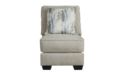 Ardsley Armless Chair-Jennifer Furniture