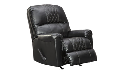Betrillo Rocker Recliner-recliners-Ashley-Black-No Sleeper-Jennifer Furniture