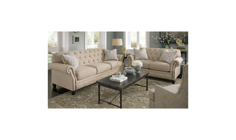 Deanna Sofa & Accent Chair