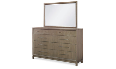 Highline Dresser-dressers-Legacy Classic Furniture-Jennifer Furniture