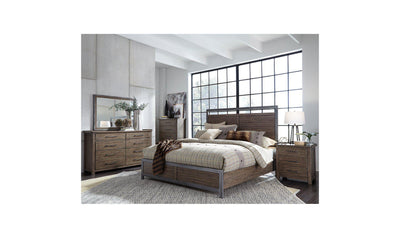 Sonoma Road Panel Bed-Jennifer Furniture