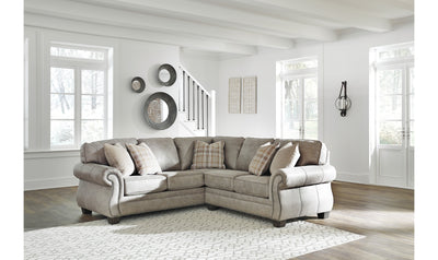 Olsberg Sectional-sectionals-Ashley-RAF Loveseat + LAF Sofa w/Corner Wedge-Steel-Jennifer Furniture