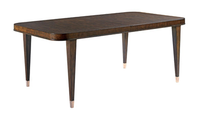 GRANTHAM HALL RECTANGULAR DINING TABLE-dining tables-American Drew-Jennifer Furniture