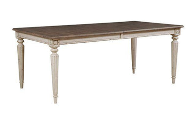 SOUTHBURY RECTANGULAR DINING TABLE-dining tables-American Drew-Jennifer Furniture