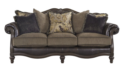 Morgan Creek Power Reclining Sofa
