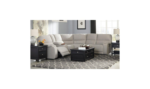 Brendan 3-Piece Power Motion Sectional : power sectionals - Sectionals, Sofas & Couches