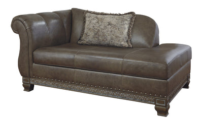 Malacara Corner Chaise-chaises-Ashley-Jennifer Furniture