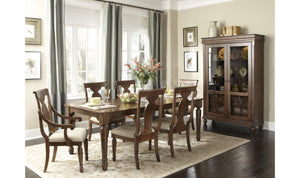 Rustic Traditions Dining Set-Jennifer Furniture