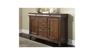 Rustic Traditions Server-Jennifer Furniture