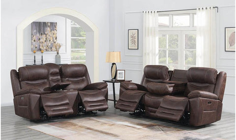Garvey Manual Reclining Sofa