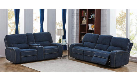 Justin Power Reclining Set