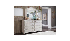 Farmhouse Reimagined Dresser-Jennifer Furniture