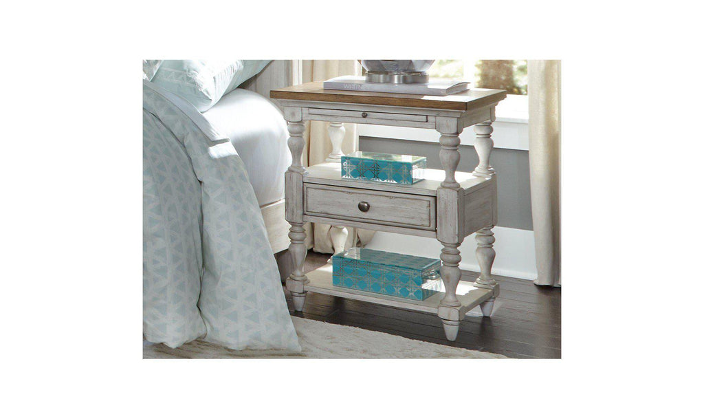 Farmhouse Reimagined Nightstand