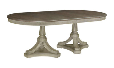 SAVONA FRIEDRICK DINING TABLE COMPLETE-dining tables-American Drew-Jennifer Furniture