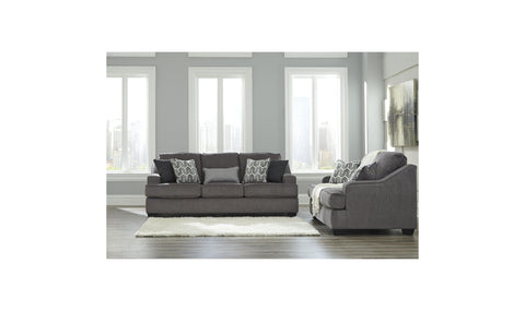 Flanigan Sofa and Big Chair