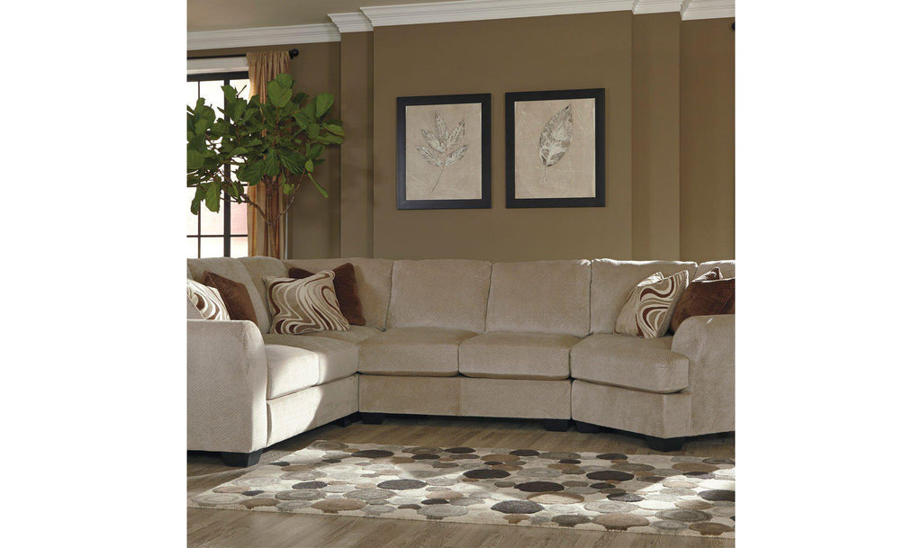 Frey 4-piece Sectional-Jennifer Furniture