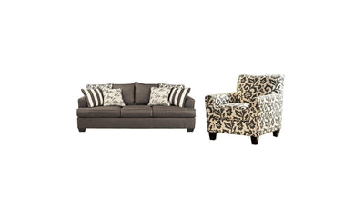 Levon Sofa & Accent Chair-Jennifer Furniture