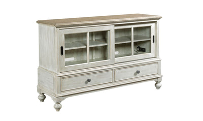 LITCHFIELD LUDLOW ENTERTAINMENT CONSOLE-tv units-American Drew-Jennifer Furniture