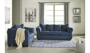 Darcy Sofa & Loveseat-Jennifer Furniture