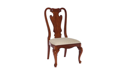 CHERRY GROVE SPLAT BACK SIDE CHAIR-KD-side chairs-American Drew-Jennifer Furniture